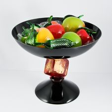 Free Fruit Bowl Royalty Free Stock Photos - 13736338