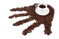 Free Cup Of Coffee Stock Photos - 13737153