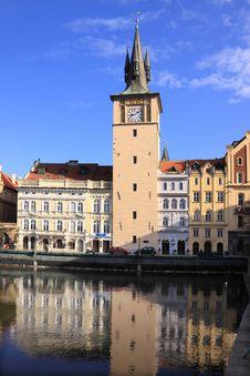 Spring Prague S Old Town Stock Image