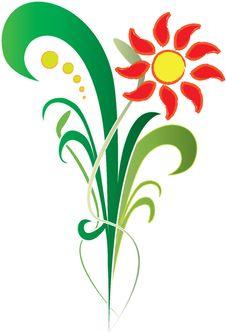 Free Flourish Vector Stock Photos - 13738043