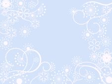 Free Flower Pattern Decoratively Stock Images - 13738274