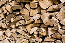 Free Firewood Royalty Free Stock Images - 13738719