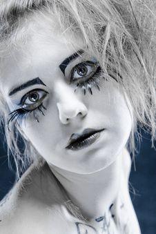 Free Make-up Stock Photo - 13738840