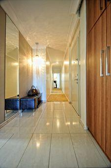 Free Hallway Stock Image - 13738861