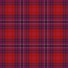 Free Seamless Plaid Pattern Stock Photo - 13738950