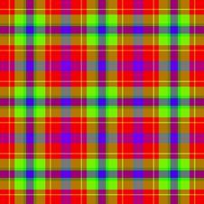 Free Seamless Plaid Pattern Stock Photo - 13738960
