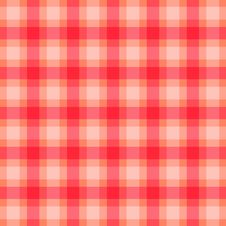 Free Seamless Plaid Pattern Royalty Free Stock Image - 13739066