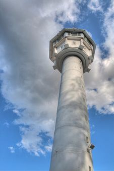 Free Watchtower (HDR) Stock Photo - 13739620