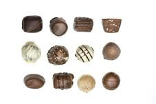 Free Chocolate Truffles Royalty Free Stock Photography - 13739727
