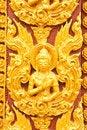 Free Thai Style Molding Art Stock Photos - 13740793