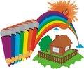 Free Rainbow Royalty Free Stock Photos - 13744148