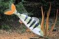 Free Goldfish Sculpture Stock Images - 13747804