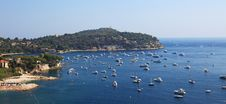 Free Panoramic View Of A Beatufil Bay. Royalty Free Stock Photography - 13740277