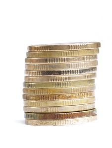 Free Pile Of RMB Coins Stock Photo - 13740960