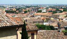 Free A Scenic City Skyline In Italy Royalty Free Stock Images - 13742469