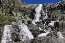 Free Norwegian Waterfalls Royalty Free Stock Images - 13742929
