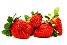 Free Red Strawberry Royalty Free Stock Images - 13743579