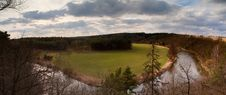 Free River Panorama Stock Photos - 13743843
