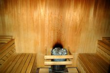 Free Sauna Stock Photo - 13743990