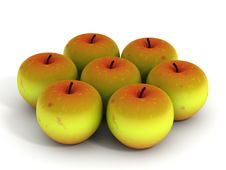 Free Heap Of Apples Stock Image - 13744161