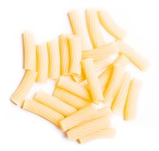 Free Closeup Of Uncooked Pasta Stock Photos - 13744243
