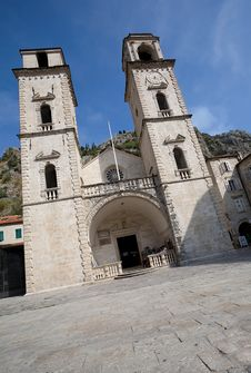Free Montenegro, Kotor, St. Tryphon Cathedral Stock Images - 13744284