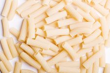 Free Closeup Of Uncooked Pasta Stock Images - 13744354