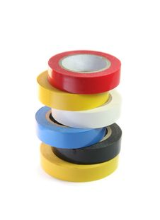 Free Adhesive Tape Royalty Free Stock Photo - 13744745