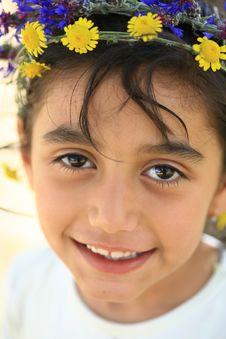 Free Little Girl Stock Photos - 13745133