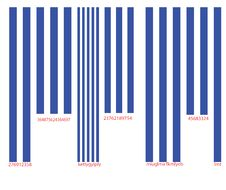 Free Barcode Stock Photos - 13745423