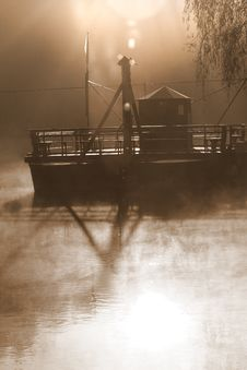 Free Ferry Leonardo Stock Photography - 13745472