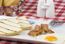 Free Hearty Breakfast Stock Image - 13746051