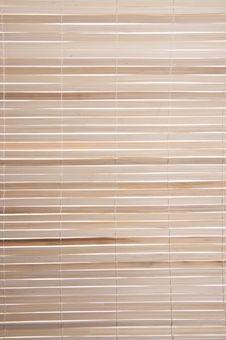 Free Bamboo Shade Background Stock Image - 13746741