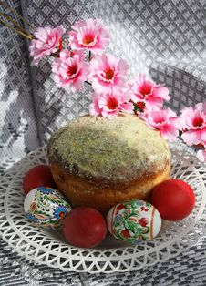 Free Easter Still Life Royalty Free Stock Photos - 13747038