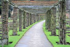 Free Garden Path Stock Image - 13747781