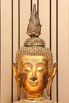 Free Ancient Budha Face Stock Images - 13747864