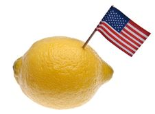 American Produce Stock Photo