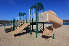 Free Child Gym Royalty Free Stock Image - 13748216