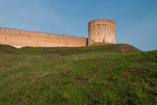 Free Smolensk Fortress Royalty Free Stock Photo - 13748535