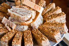 Free Cake And Cookies Stock Photo - 13748620