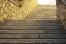Free Stair. Royalty Free Stock Photo - 13748925