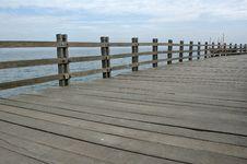 Free Wooden Dock Stock Photo - 13749650