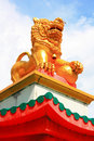 Free Chinese Lion Royalty Free Stock Photography - 13750057