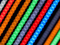 Free Blurred Chain Lights Royalty Free Stock Photo - 13751895
