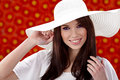 Free Summer Woman Royalty Free Stock Images - 13753479
