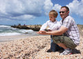 Free Father And Son Royalty Free Stock Images - 13753539