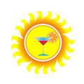 Free A Symbol Of Sun Royalty Free Stock Image - 13754556