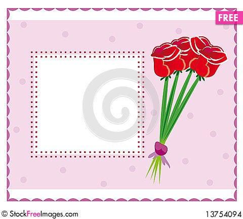 Romantic invitation card free stock images photos 13754094 romantic invitation card stopboris Gallery