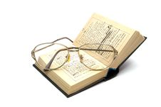 Free Book And Glasses Stock Photo - 13750160