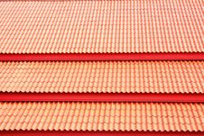 Free Roof Of Temple Stock Images - 13750184
